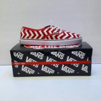 sepatu vans authentic tribal