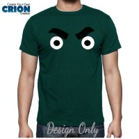 "Kaos Naruto "" Rock Lee "" Eyes by Crion"