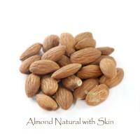 Almond Natural 450 gram