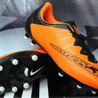 Sepatu Bola Nike Elastico FInale Orange [Sepakbola/lapangan]