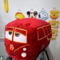 Boneka Bus Sekolah