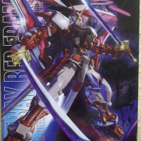 Gundam Astray Red Frame MG Daban