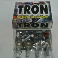 Tone Control Mono + Subwoofer TRON