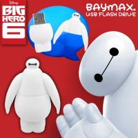 Jual USB FLASHDISK FANCY UNIK DAN LUCU BAYMAX / BIG HERO SIX Murah