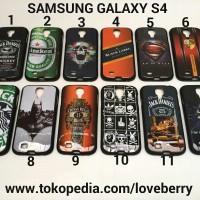 harga Soft Case / Soft Shell Glossy Type Samsung Galaxy S4 (i9500) Tokopedia.com