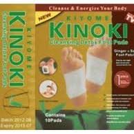 harga Koyo Kaki Kinoki Detox Gold Tokopedia.com