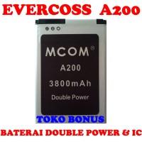 harga Baterai Evercoss A200 Double Power M Com Tokopedia.com