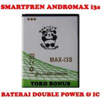 Baterai Smartfren Andromax I3s Double Power Rakki Panda