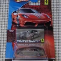 Ferrari Racer 612 Scaglietti ( Hot Wheels )