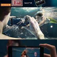 Sony xPeria ZR | C5502 Get Ready for urs HD deep in the Water with Bonus !