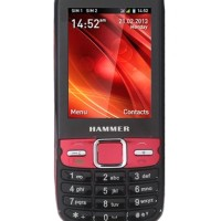 Advan Hammer C1 Dual SIM GSM/CDMA - Hitam