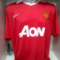 Jersey Manchester United Home 2010/11