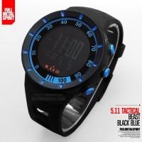 Jam Tangan Pria 5.11 Tactical Beast Black Blue