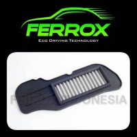 harga Filter / Saringan Udara Ferrox Air Filters Motor Yamaha Mio Fino Tokopedia.com