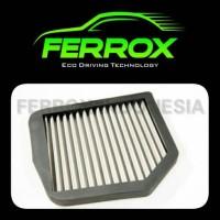 Harga filter saringan udara ferrox air filters motor honda | Pembandingharga.com