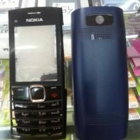 Casing Nokia X2-02 Blue