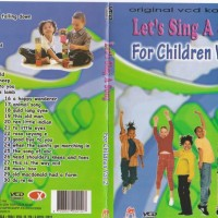 VCD LETS SING A SONG FOR CHILDREN VOL.1