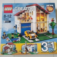 Lego Creator 3in1 Family House 31012. BNIB. Segel ORI