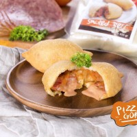 Pizza Goreng Smoked Beef