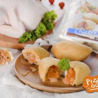 Pizza Goreng Chicken