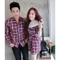 Dress Couple Modesta