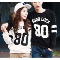 Sweater Couple Good Luck