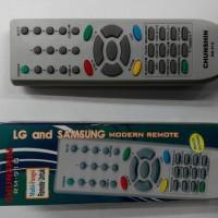 remote tv tabung LG dan Samsung