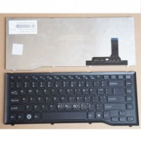 Keyboard For Fujitsu Lifebook Lh532 Series - Black