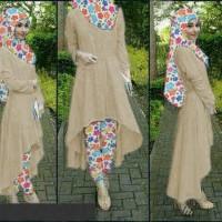 harga Set Creami Flow / Dress / Gamis / Hijabers / Busana Muslim Tokopedia.com