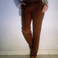 Celana Motif Batik [Celonotik]