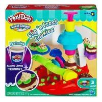Cetakan ORI PlayDoh Sweet Shoppe FLIP 'N FROST COOKIES (Bukan Fundoh)