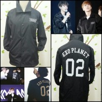 JAKET EXOLUTION