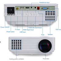 Mini LED Projector H-80