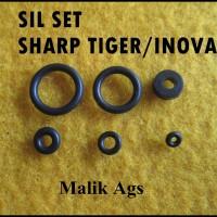 sil set tiger / inova