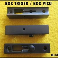 harga Box Picu Sharp Tiger / Almunium Tokopedia.com