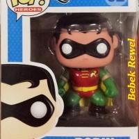 Jual Funko POP - Robin Classic 02 (Batman Series) Murah