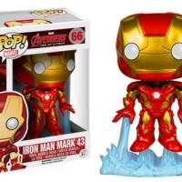 Funko Pop Avengers - Ironman Mark 43