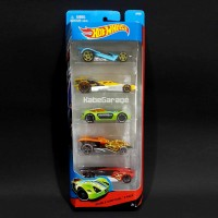 Hot Wheels - Double Jump Duel (5 Pack)