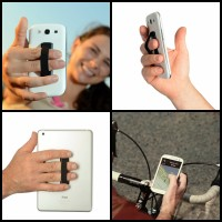 Grip Your Phone / TOUCH U / TONGSIS / FISH EYE / WIDE