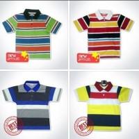 Kaos Polo Anak Salur Seri