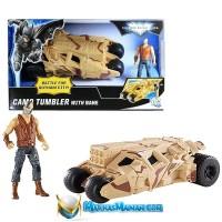 Batman Dark Knight Rises Exclusive Vehicle Camo Tumbler with Bane
