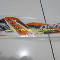 Lis Motor Honda Beat 2013 Orange Super(99% Ori)