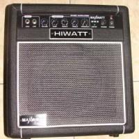 Ampli Bass Hiwatt B 15 10in