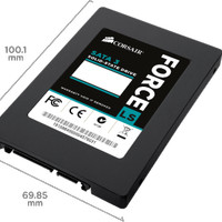 SSD - Corsair - Solid State Drives 120GB (CSSD-F120GBLSB)