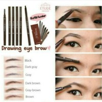 ETUDE HOUSE Drawing Eye Brow eyebrow pensil brush alis mata make up