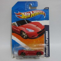 Hot Wheels FERRARI CALIFORNIA FASTER THAN EVER 11