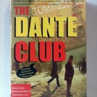 Novel The Dante Club karya Matthew Pearl