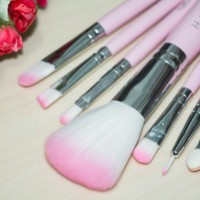 """TERLARIS"" KUAS MAKE UP MAC HELLO KITTY ISI 7 MAKEUP BRUSH"