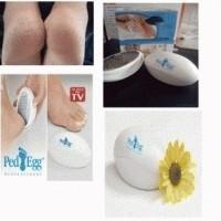 Jual Cara Baru ped eggpad egg untuk menghaluskan kaki yang pecah2 murah Murah