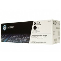 HP Black Toner 85A